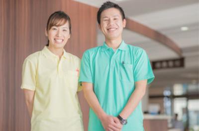 医療・介護の有資格者が安心の24時間サポート